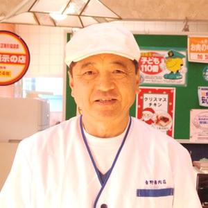 代表取締役社長 青野仁志